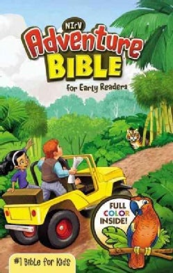 NIrV Adventure Bible for Young Readers: New International Reader's Version (Paperback)
