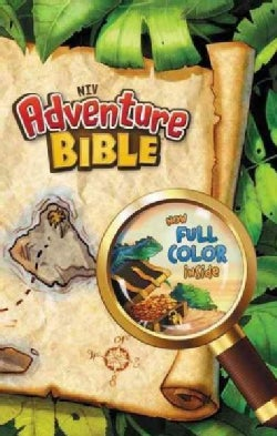 Adventure Bible: New International Version (Paperback)