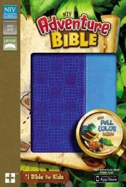 Adventure Bible: New International Version, Electric Blue / Ocean Blue, Italian Duo-Tone (Paperback)