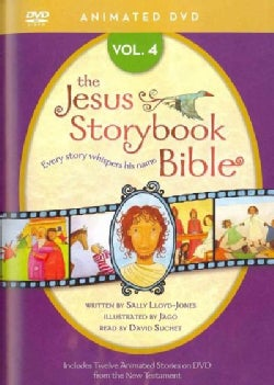 The Jesus Storybook Bible (DVD video)
