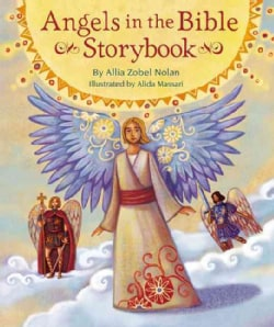 Angels in the Bible Storybook (Hardcover)