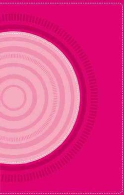 Holy Bible: New International Hot Pink / Pink Italian Duo-Tone Bible for Teens (Paperback)