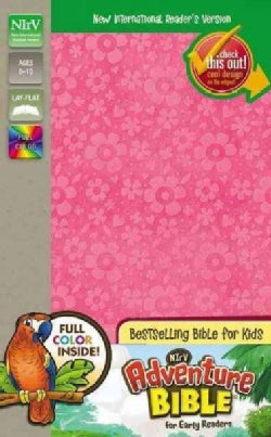 NIRV Adventure Bible for Early Readers: New International Reader's Version, Hot Pink, Italian Duo-Tone (Paperback)