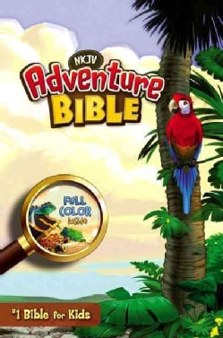 Adventure Bible: New King James Version (Hardcover)