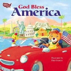 God Bless America (Board book)
