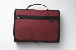 Cranberry Tri-fold Organizer Extra Large: Book & Bible Accessory/ Case & Cover (General merchandise)