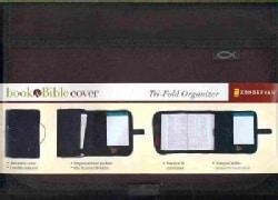 Tri-fold Organizer Black Large: Book & Bible Cover (General merchandise)