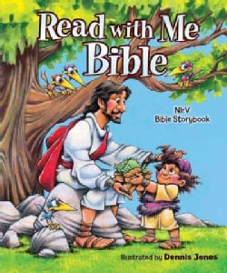 Read With Me Bible: An Nirv Story Bible for Children (Hardcover)