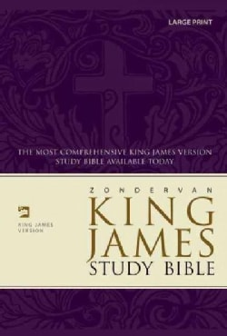 King James Version Study Bible (Hardcover)