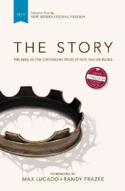 The Story: The Bible as One Continuing Story of God and His People: Selections from the New International Version (Hardcover)