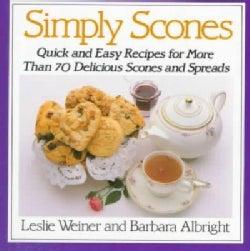 Simply Scones (Paperback)