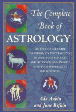 The Complete Book of Astrology (Paperback)