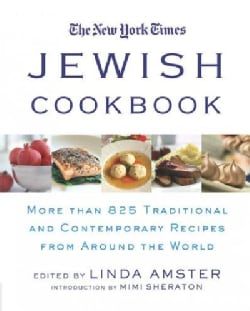 The New York Times Jewish Cookbook: More Than 825 Traditional and Contemporary Recipes from Around the World (Hardcover)