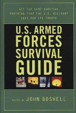 U.S. Armed Forces Survival Guide (Paperback)