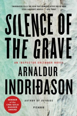Silence of the Grave (Paperback)