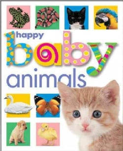 Happy Baby (Board book)