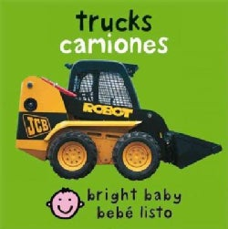Trucks / Camiones (Board book)