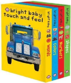 Bright Baby Touch & Feel (Board book)