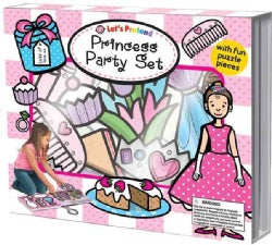 Princess Party Set (Board book)
