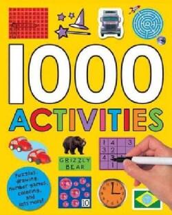 1000 Activities (Paperback)