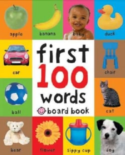 First 100 Words (Board book)
