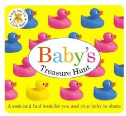 Baby's Treasure Hunt (Board book)