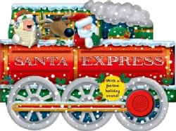 Santa Express (Board book)