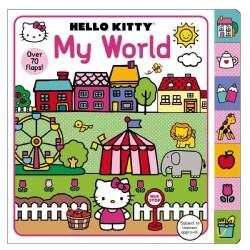 Hello Kitty My World (Board book)