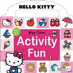 Hello Kitty - Wipe Clean Activity Fun