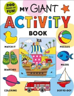 My Giant Seek and Find Activity Book (Paperback)