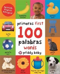 Primeras 100 palabras / First 100 Words (Board book)