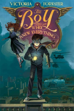 The Boy Who Knew Everything (Hardcover)