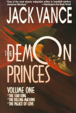 The Demon Princes: The Star King, the Killing Machine, the Palace of Love (Paperback)