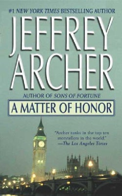 A Matter Of Honor (Paperback)