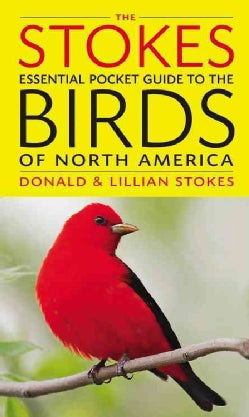 The Stokes Essential Pocket Guide to the Birds of North America (Paperback)