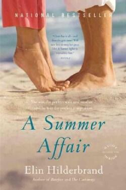 A Summer Affair: A Novel (Paperback)