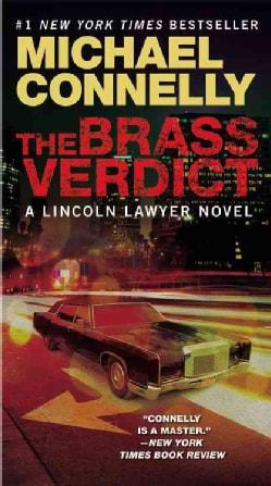 The Brass Verdict (Hardcover)