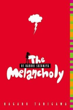 The Melancholy of Haruhi Suzumiya (Paperback)