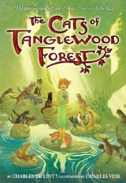 The Cats of Tanglewood Forest (Paperback)
