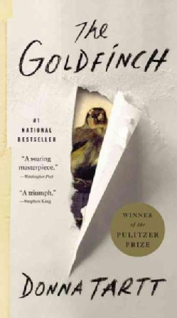The Goldfinch (Paperback)