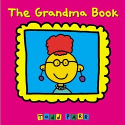 The Grandma Book (Hardcover)