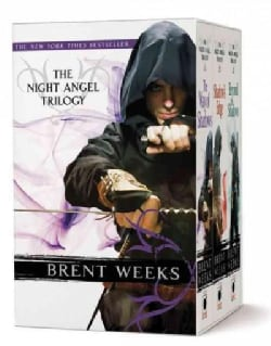 The Night Angel Trilogy (Paperback)
