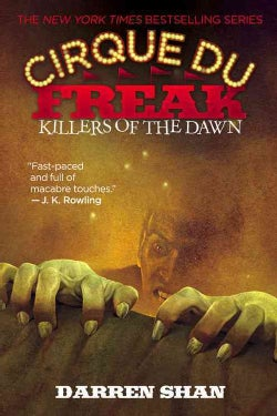 Killers of the Dawn: The Saga of Darren Shan (Paperback)