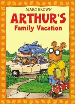 Arthur's Family Vacation (Paperback)