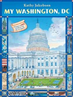 My Washington, DC (Hardcover)