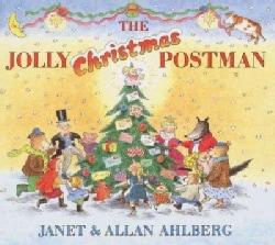 The Jolly Christmas Postman (Hardcover)