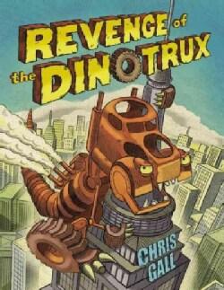 Revenge of the Dinotrux (Hardcover)