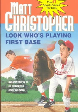Look Who's Playing First Base (Paperback)