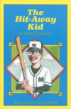 The Hit-away Kid (Paperback)