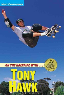 On the Halfpipe With... Tony Hawk (Paperback)